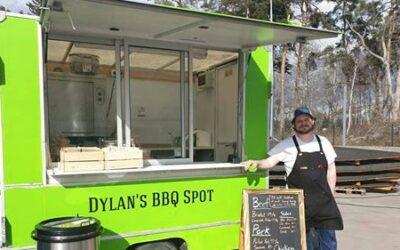 Low and slow när Dylan serverar barbeque