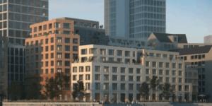 Nytt kvarter utvecklas vid vattnet på Masthuggskajen